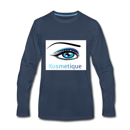 Kosmetique - Men's Premium Long Sleeve T-Shirt