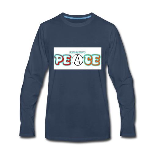 PEACE - Men's Premium Long Sleeve T-Shirt