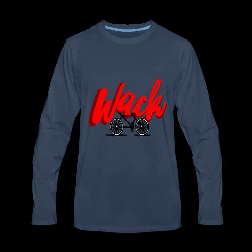 WT Bike Life - Men's Premium Long Sleeve T-Shirt