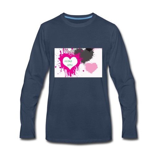 SLIME GIRL - Men's Premium Long Sleeve T-Shirt