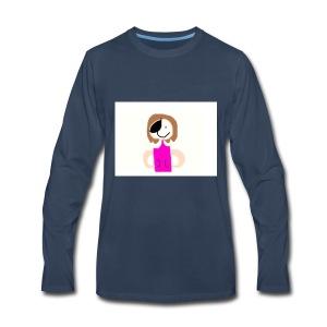 This is me inside - Men's Premium Long Sleeve T-Shirt