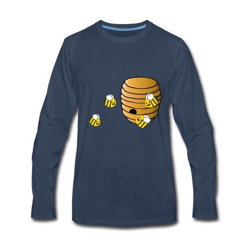 The hive - Men's Premium Long Sleeve T-Shirt