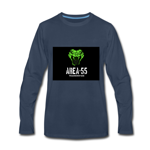 final_Area55_vertical1 - Men's Premium Long Sleeve T-Shirt