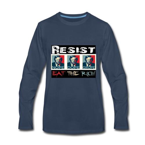 The Resistance - Men's Premium Long Sleeve T-Shirt