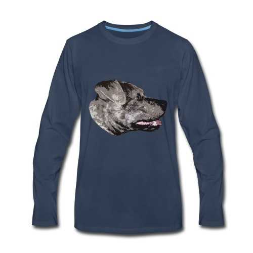 Pitbull - Men's Premium Long Sleeve T-Shirt