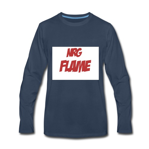 Flame For KIds - Men's Premium Long Sleeve T-Shirt