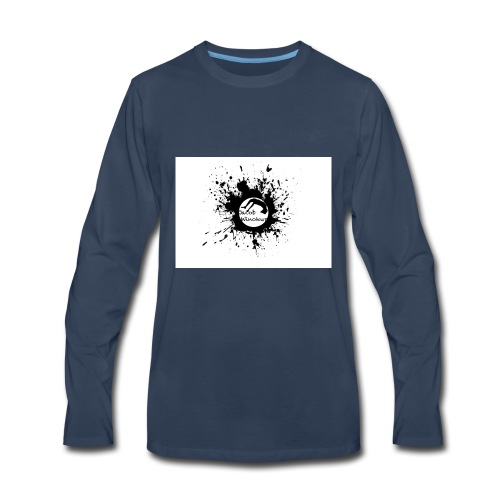 cub shirt - Men's Premium Long Sleeve T-Shirt