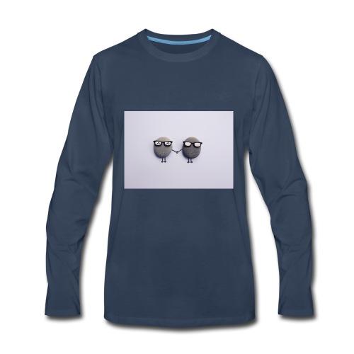 royaltyfree - Men's Premium Long Sleeve T-Shirt
