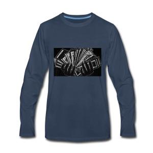 Color Changed BANK money - Men's Premium Long Sleeve T-Shirt