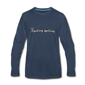 CrownOnRGLG - Men's Premium Long Sleeve T-Shirt