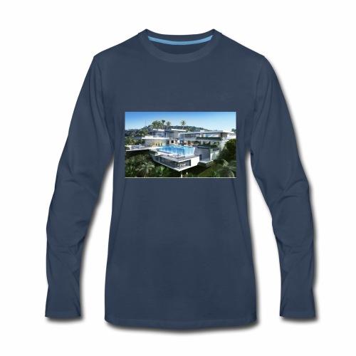 DFB8FE65 D5A0 4438 8C7F E69C6A4CBE53 - Men's Premium Long Sleeve T-Shirt