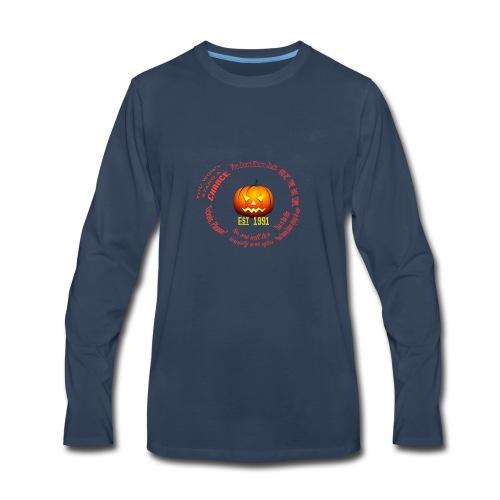 HHN Circle Icon Solo - Men's Premium Long Sleeve T-Shirt