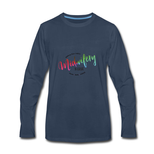 TShirt4 - Men's Premium Long Sleeve T-Shirt