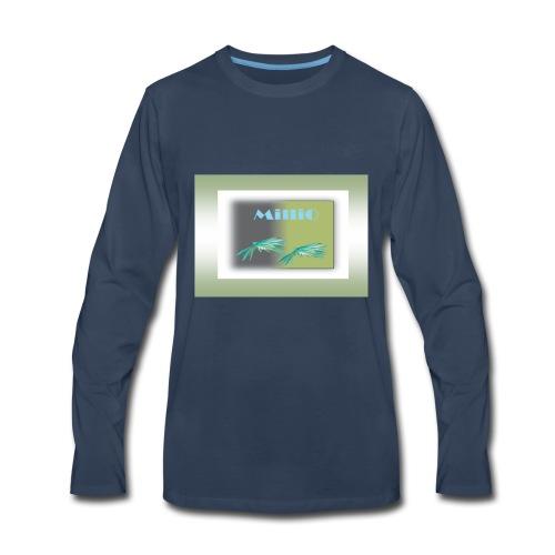 Publicac a o2verde - Men's Premium Long Sleeve T-Shirt