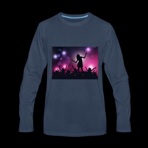 Dance Party - Men's Premium Long Sleeve T-Shirt