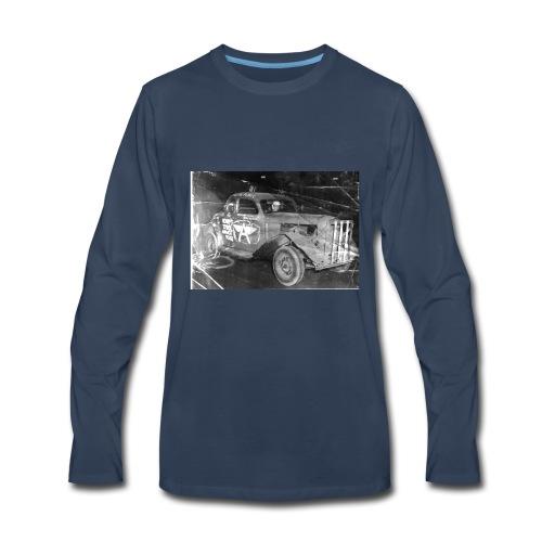 OLD SCHOOL RACING - Men's Premium Long Sleeve T-Shirt