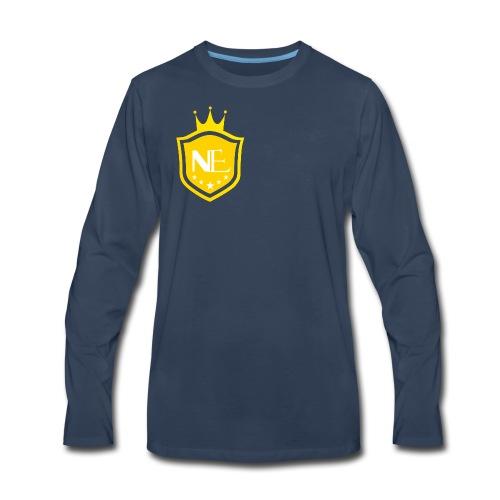 NEW ENERGY - Men's Premium Long Sleeve T-Shirt