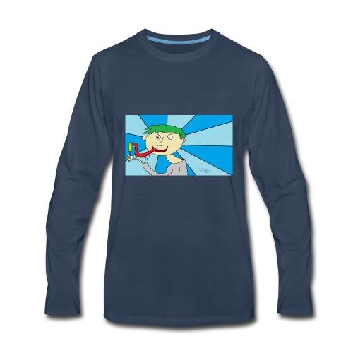 Ligan av legender 2 merch - Men's Premium Long Sleeve T-Shirt