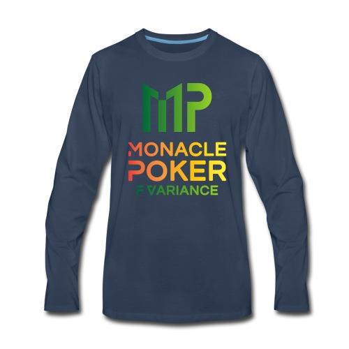 color logo transparent - Men's Premium Long Sleeve T-Shirt