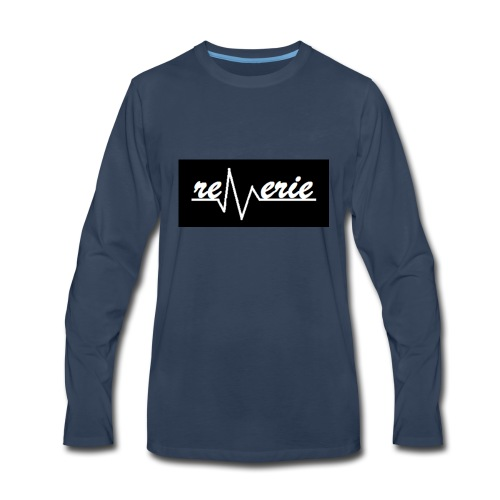 reverie - Men's Premium Long Sleeve T-Shirt
