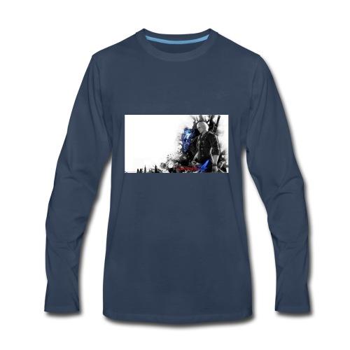 nero - Men's Premium Long Sleeve T-Shirt