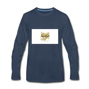 HairBoss - Men's Premium Long Sleeve T-Shirt
