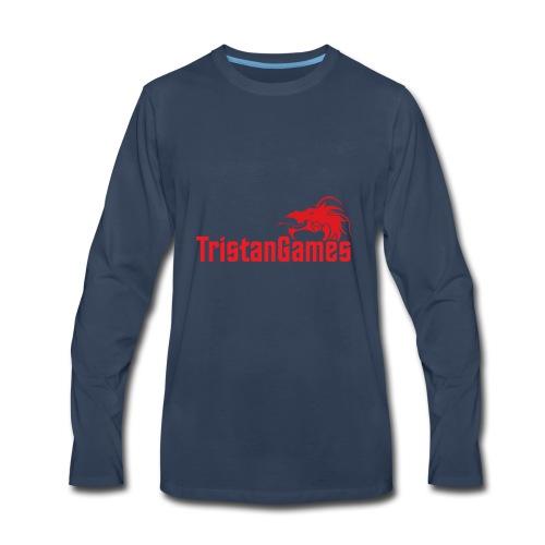 TGLogo - Men's Premium Long Sleeve T-Shirt
