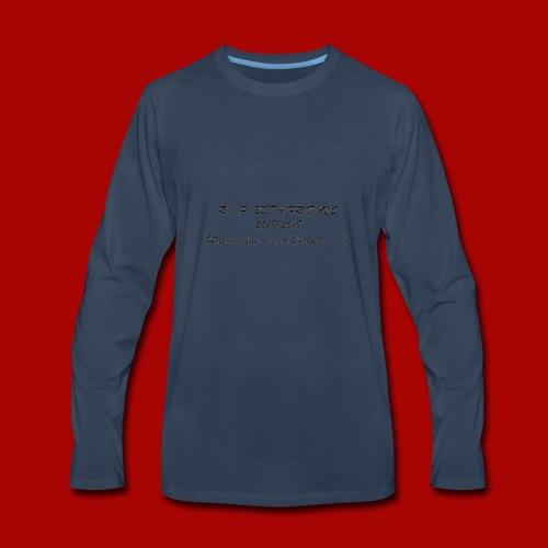 R.I.P. BETA FRIDAYS - Men's Premium Long Sleeve T-Shirt