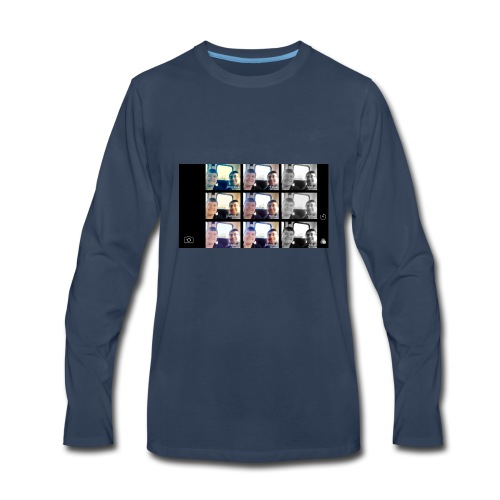 photo booming - Men's Premium Long Sleeve T-Shirt