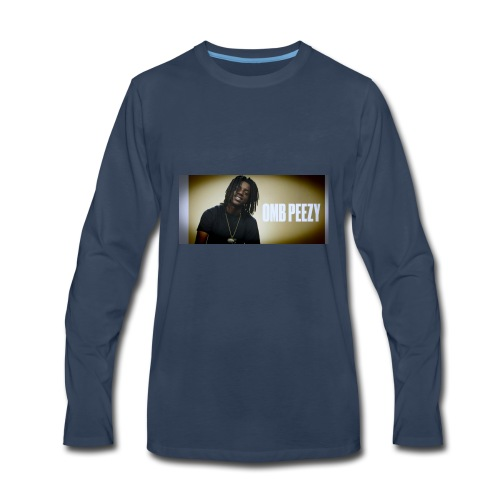 Omb pezzy - Men's Premium Long Sleeve T-Shirt