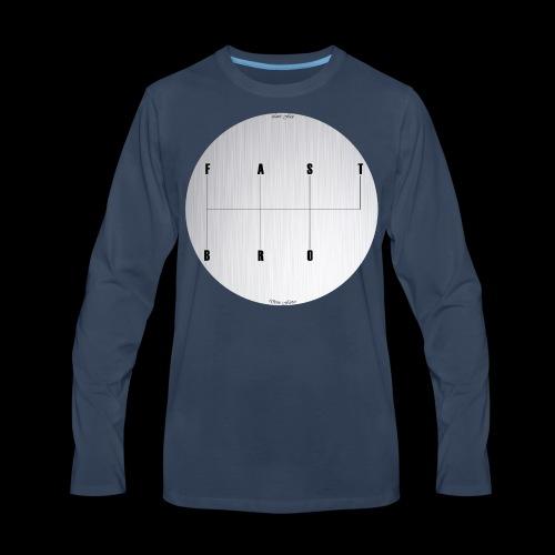 Gear Shifter - Men's Premium Long Sleeve T-Shirt