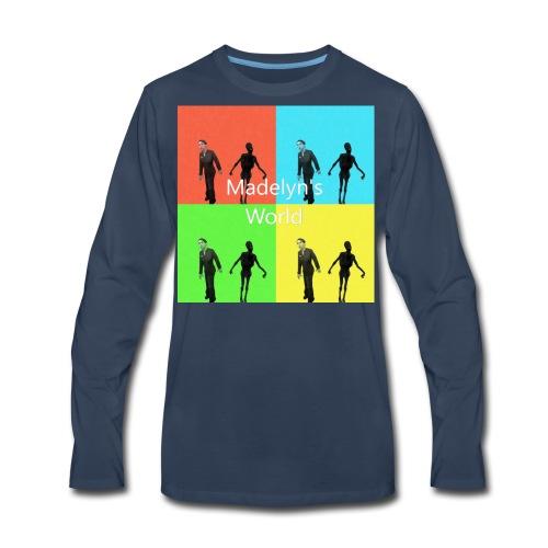 Madelyn's World - Men's Premium Long Sleeve T-Shirt