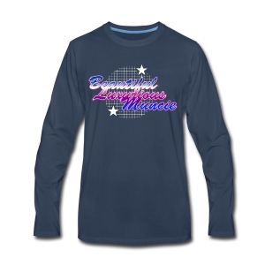 Beautiful Luxurious Muncie - Men's Premium Long Sleeve T-Shirt