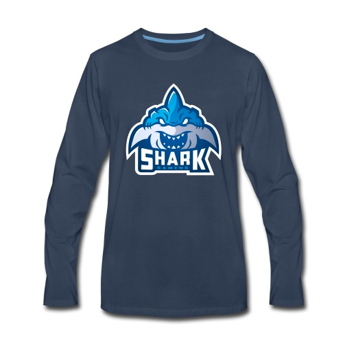 Shark Gaming Apparel - Men's Premium Long Sleeve T-Shirt
