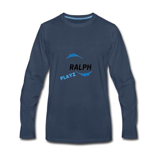 Ralph Playz - Men's Premium Long Sleeve T-Shirt