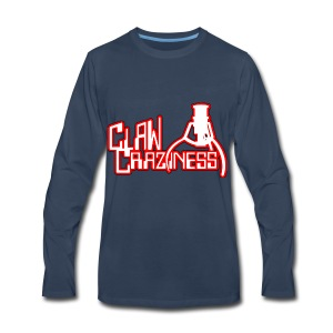 Claw Crazy - Men's Premium Long Sleeve T-Shirt