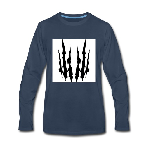 MYST'S FIRE MERCHANDISE - Men's Premium Long Sleeve T-Shirt