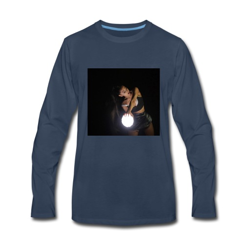 The light is coming - Men's Premium Long Sleeve T-Shirt