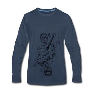 Josh Goldberg Music - Men's Premium Long Sleeve T-Shirt