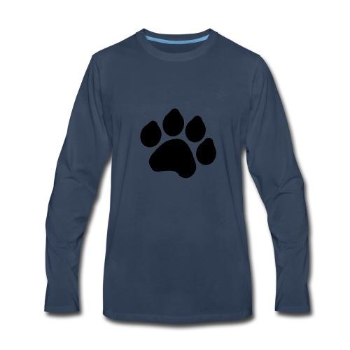 Black Paw Stuff - Men's Premium Long Sleeve T-Shirt