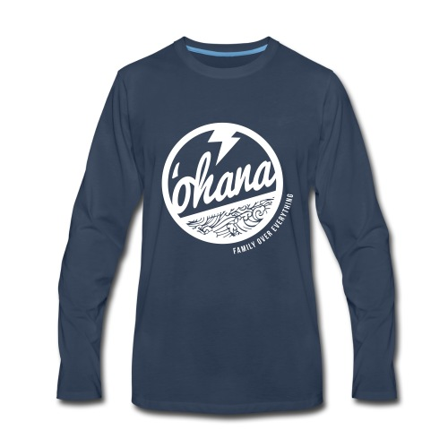 Ohana - Men's Premium Long Sleeve T-Shirt