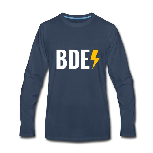 BDE - Men's Premium Long Sleeve T-Shirt