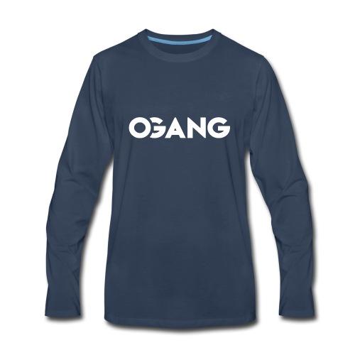 OGANG Merch - Men's Premium Long Sleeve T-Shirt