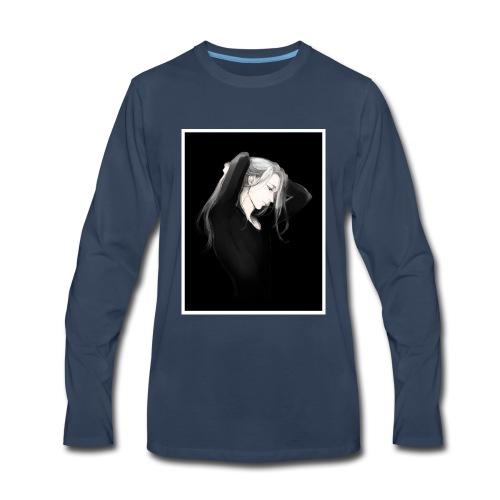 yuri on nice - Men's Premium Long Sleeve T-Shirt