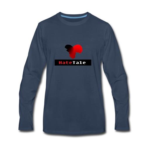 HateTale - Men's Premium Long Sleeve T-Shirt