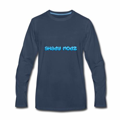 Shady Modz - Men's Premium Long Sleeve T-Shirt