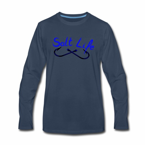 Salt Life - Men's Premium Long Sleeve T-Shirt