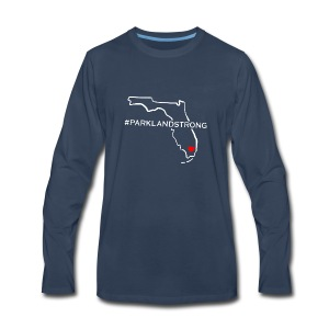 Parkland Strong and Proud - Men's Premium Long Sleeve T-Shirt
