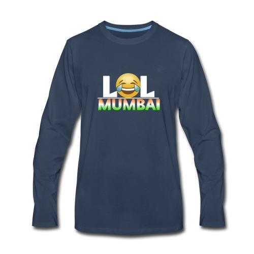 Lol Mumbai - Men's Premium Long Sleeve T-Shirt