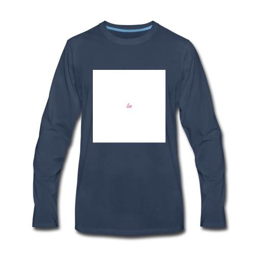 My - Men's Premium Long Sleeve T-Shirt
